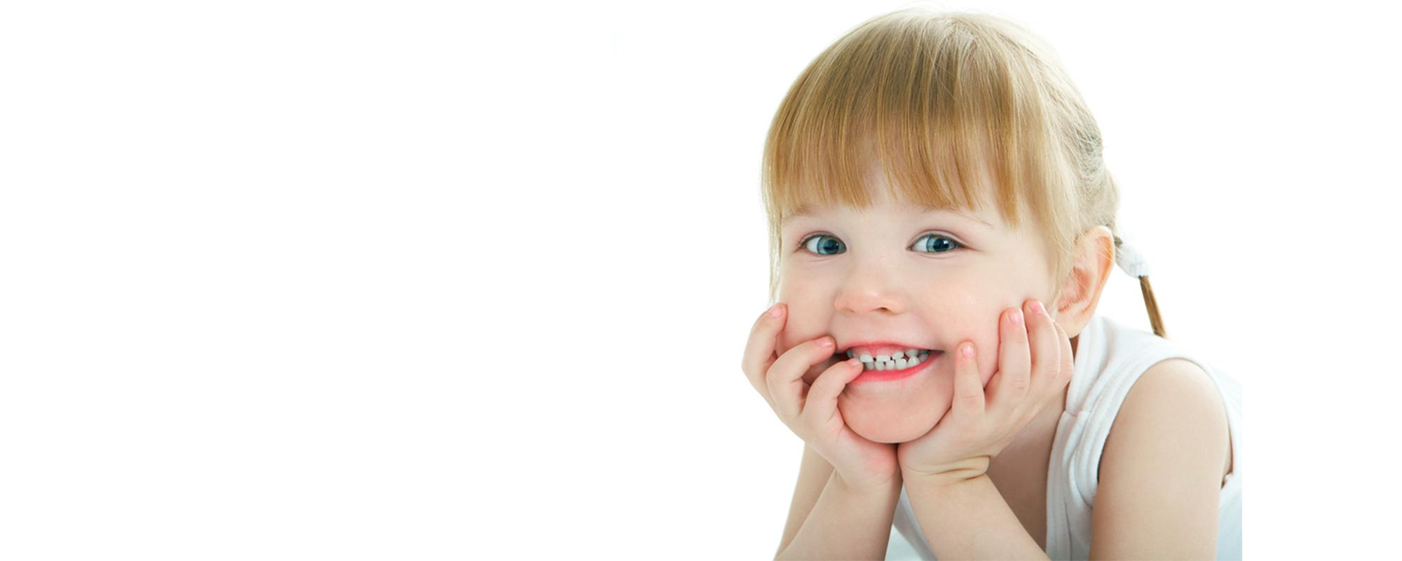 Здорові зубки - счастливе дитинство