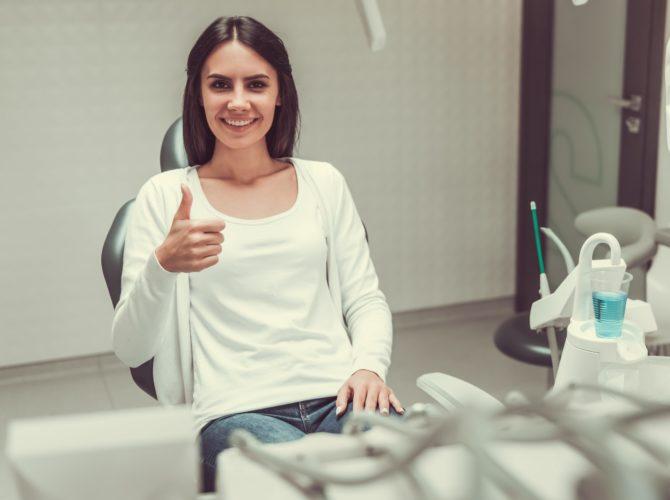 Домашнє відбілювання зубів